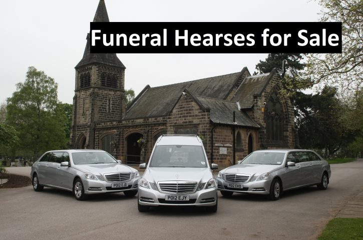 Buy Affordable Funeral hearses for sale!